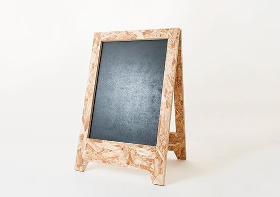 OSB A型黒板カンバン